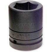 "Urrea Metric Impact Socket, 7212M, 3/8"" Drive, 12 mm Socket, 1-3/16"" Long, 6 Pt"