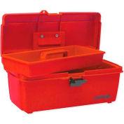 """Urrea Plastic Tool Box, 9900, 14-1/2""""L x 7-1/2""""W x 5-1/4""""H"""