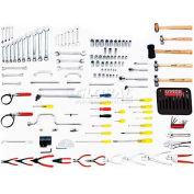 Urrea Metric Automotive Master Set, 9907, 136 Pieces