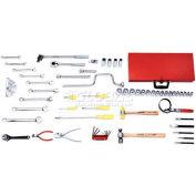 Urrea SAE Automotive Basic Set, 9915, 54 Pieces