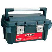 """Urrea Plastic Tool Box, 9920, 20""""L x 11""""W x 10-1/2""""H"""