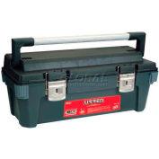 """Urrea Plastic Tool Box, 9921, 25""""L x 11""""W x 10-1/2""""H"""