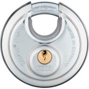 ABUS Steel Buffo Diskus Padlock 28/70 KA Keyed Alike