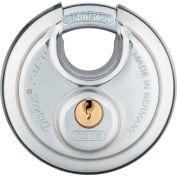ABUS Steel Buffo Diskus Padlock 28/70 KA Keyed Alike - Pkg Qty 6