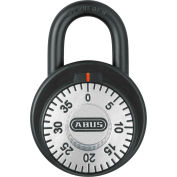 ABUS Combination Dial Padlock 78/50 Silver - Pkg Qty 6