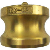 """3/4"""" Brass Type DP Adapter with Dust Plug"""