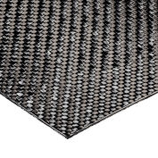 """Carbon Fiber Sheet - Twill Weave - 1/16"""" Thick x 12"""" Wide x 12"""" Long"""