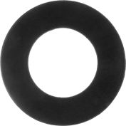 "Ring Neoprene Flange Gasket for 2 -1/2"" Pipe-1/16"" Thick - Class 150"