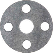 "Full Face Flexible Graphite Flange Gasket for 4"" Pipe-1/16"" Thick - Class 150"