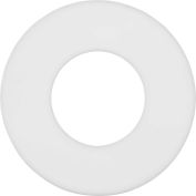 """Ring Compressible PTFE Flange Gasket for 2 -1/2"""" Pipe-1/16"""" Thick - Class 150"""