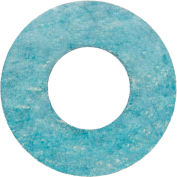 """Full Face Aramid/Buna-N Flange Gasket for 1-1/2"""" Pipe - 1/8"""" Thick - Class 300 - Pkg Qty 6"""