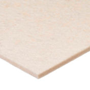 "Grade F1 Felt Roll No Adhesive - 1/2"" Thick x 36"" Wide x 10 Ft. Long"