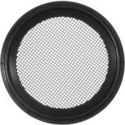 """FDA EPDM Sanitary Gasket with Screen For 1.5"""" Tube - 20 Mesh"""