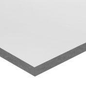 "PVC Plastic Sheet - 2"" Thick x 24"" Wide x 48"" Long"