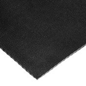 "Textured Neoprene Rubber Sheet No Adhesive - 60A - 1/4"" Thick x 36"" Wide x 24"" Long"