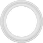 """Clean Room FDA Teflon Sanitary Gasket For 2.5"""" Tube"""
