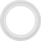 "FDA Teflon Sanitary Gasket with EPDM Core For 1"" Tube - Pkg Qty 5"