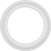 "FDA Teflon Sanitary Gasket with EPDM Core For 2"" Tube - Pkg Qty 5"