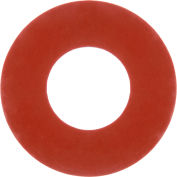 "Silicone Foam Ring - 3-1/2"" ID x 5-3/8"" OD x 1/8"" Thick"