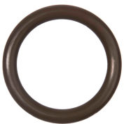 Brown Viton O-Ring-Dash 166- Pack of 2