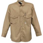 Stanco Cotton/Nylon Flame Resistant Deluxe Shirt, US7412TN-2XL