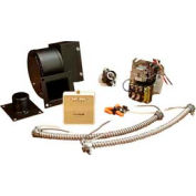 US Stove Draft Induction Kit With Limit Control, 11DIKL