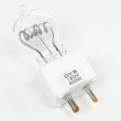 Ushio 1000251 Dys/Dyv/Bhc, Jcd120v-600wc, G7, 600 Watts, 75 Hours Bulb - Pkg Qty 10