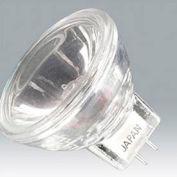 Ushio 1000617 Ftb, Jdr/M12v-20w/G/Nsp, Mr11, 20 Watts, 2000 Hours Bulb - Pkg Qty 10