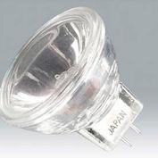 Ushio 1000621 Ftd, Jdr/M12v-20w/G/Nfl, Mr11, 20 Watts, 2000 Hours Bulb - Pkg Qty 10