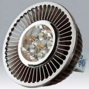 Ushio 1002486 Uphoria LED MR-16, Daylight 20 ° Narrow Flood Light Bulb
