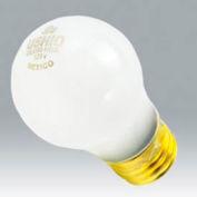 Ushio 1003217 25a19/F/20, 20,000 Hours, A19, 25 Watts, 20000 Hours Bulb - Pkg Qty 120
