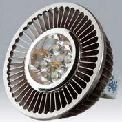 Ushio 1003701 U-LED, 0.6Watt, 120 Volt, C11 Candle, 2700K, E12 Candelabra Base Bulb