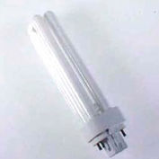 Ushio 3000056 Cf18de/827, Double Tube, T4d, 18 Watts, 10000 Hours- Cfl Bulb - Pkg Qty 50