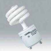 Ushio 3000545 Cf13clt/4100/Gu24, Coilight, Coil, 13 Watts, 10000 Hours- Cfl Bulb - Pkg Qty 10