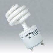 Ushio 3000549 Cf23clt/4100/Gu24, Coilight, Coil, 23 Watts, 10000 Hours- Cfl Bulb - Pkg Qty 10