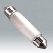 Ushio 5000766 Fst 24v-5w/C/Xx, Xenon Festoon, T3, 5 Watts, 15000 Hours Bulb - Pkg Qty 100