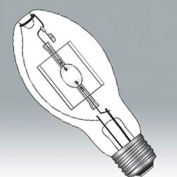Ushio 5001350 Mp100/U/Med/40/Ps, Pulsestrike, Edx17, 100 Watts, 15000 Hours Bulb - Pkg Qty 12