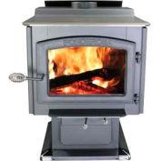 Vogelzang Ponderosa Epa Wood Stove Heater, TR007, 152000 BTU