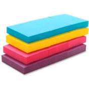 """Sparco™ Adhesive Notes, 1-1/2"""" x 2"""", Assorted, 100 Sheets/Pad, 12 Pads/Pack"""