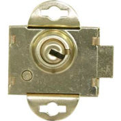 Ultra Hardware Mailbox Lock Mixed Keys - Brass - Pkg Qty 12