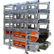 "LINKUP Portable Modular Dirt & Aggregate Conveyor, 400 Series, 30'L x 16""W"