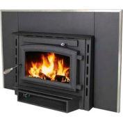 US Stove Plate Steel Wood Stove Heater Insert, 2200IE, 69000  BTU