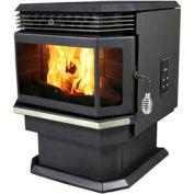 US Stove Bay Front Pellet Stove Heater 5660 - 48000 BTU