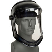 Uvex Bionic™ Face Shield w/ Suspension, S8500, Uncoated Visor