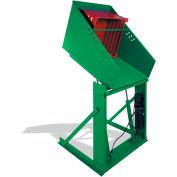 "Valley Craft® F80188A8 HD Box Dumper 48"" Dump 36x36 Chute 6000 Lb."