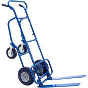 Valley Craft® F80233U5 Blue HVAC Truck 600 Lb. Capacity