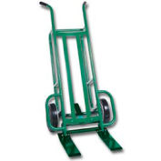 Valley Craft® Steel Deep Frame Mini Pallet Truck Molded Wheels F84911A7