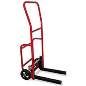 Valley Craft® Multi-Use Cart, Frame Only, No-Flat Pneumatic Wheels F85882A3