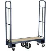 Valley Craft® Vari-Tuff™ High-End Platform Truck Wood Deck F87990A0