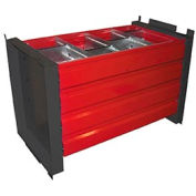 "4-Drawer Kit for 48"" Cabinet With 18"" Shelves"